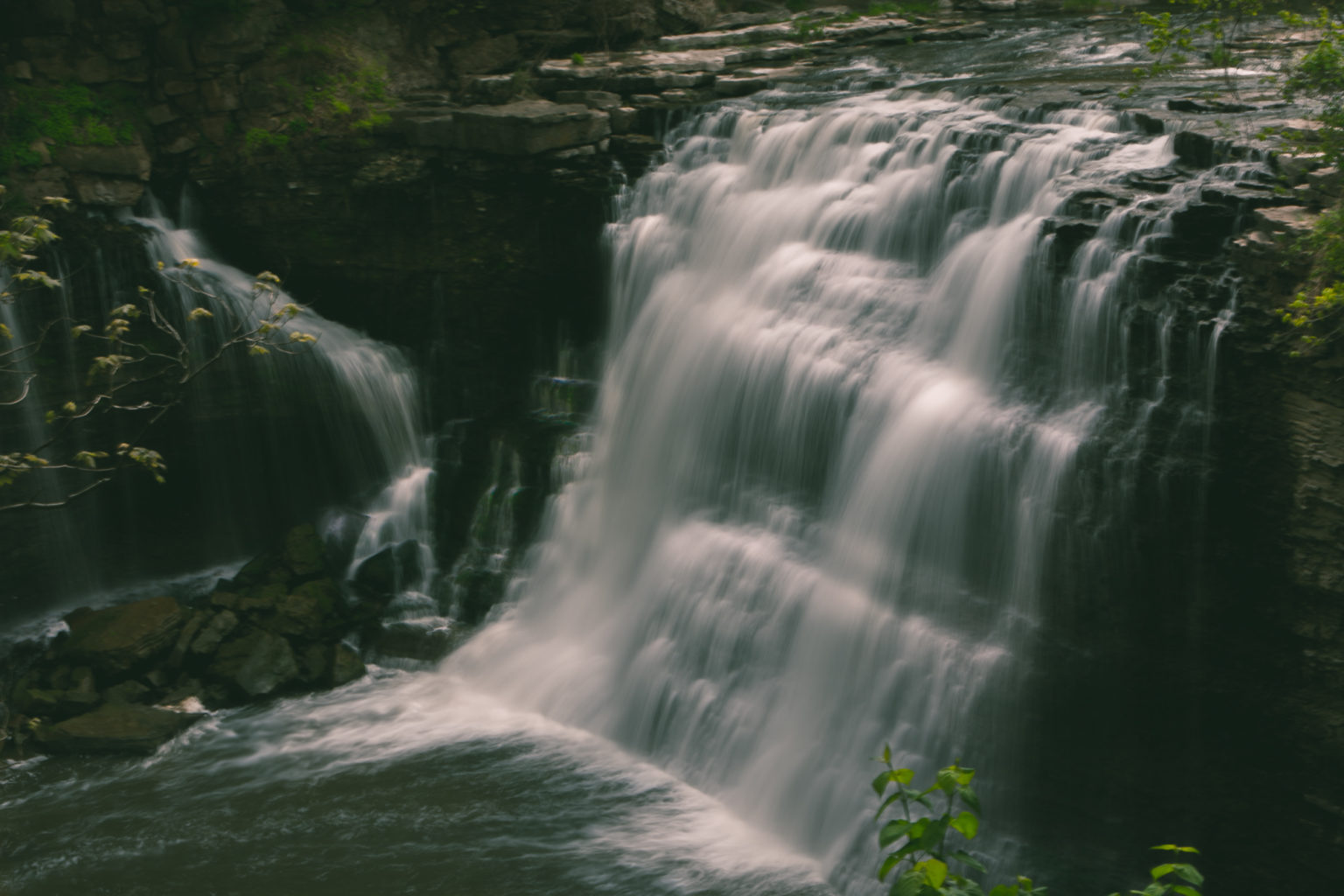 Hidden treasures in Ontario- Ball's falls!